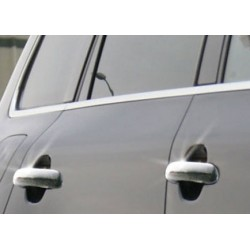 For VW TOUAREG 2003-2007 chrome door handle covers