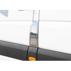 Covers chrome cache tank of gasoline for VW CRAFTER 2012-[...]