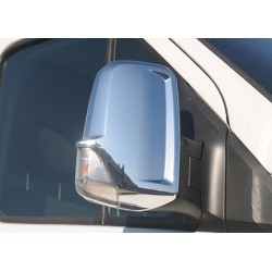 Chrom mirror cover for VW CRAFTER 2012-[...]