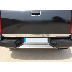 Rear bumper sill cover for VW AMAROK 2010-[...]