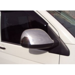 Covers mirrors stainless chrome for VW AMAROK 2010-[...]