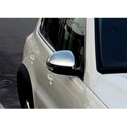 Covers mirrors stainless chrome for VW SHARAN II 2010-[...]