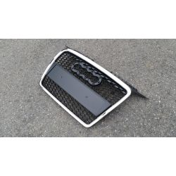 Calandre chrome noire pour Audi A3 2005-2008 - RS3 Style