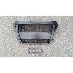 Calandre noire matte pour Audi A3 2008-2012 - RS3 Style