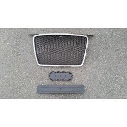 Calandre noire chrome pour Audi A3 2005-2008 - RS3 Style