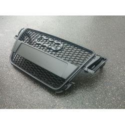 Calandre noire matte pour Audi A5 - RS5 Style