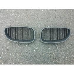 Calandres pour BMW Série 5 E60 - Noir