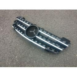 Calandre pour Mercedes ML W164 - Chrome