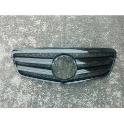 Calandre pour Mercedes Classe E W212 - Noir