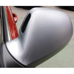 Coques de rétroviseurs alu matte pour Audi A6 C7 2012