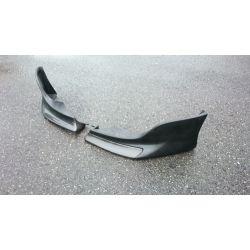 BMW series 5 Pack M E60 - carbon front bumper splitter