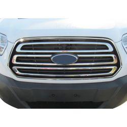 Contour chrome calandre pour Ford Transit