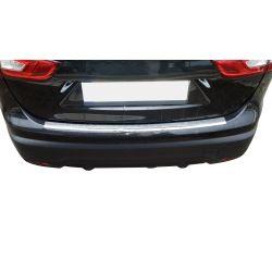 Seuil de chargement en chrome alu brossé pour Nissan Qashqai 2014