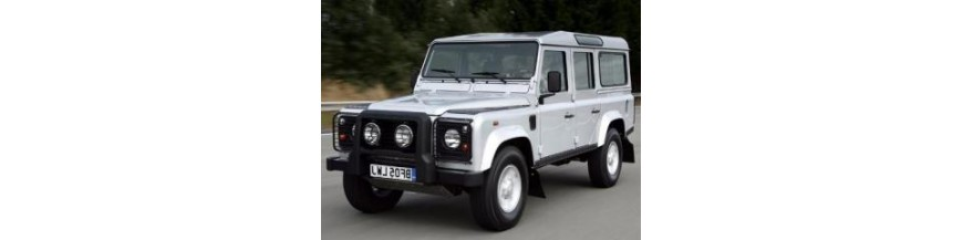 Pièces tuning, accessoires Land Rover Defender 1991-2007