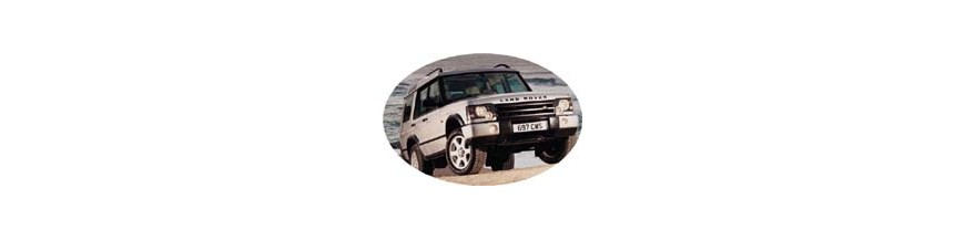 Pièces tuning, accessoires Land Rover Discovery 2 2002-2004