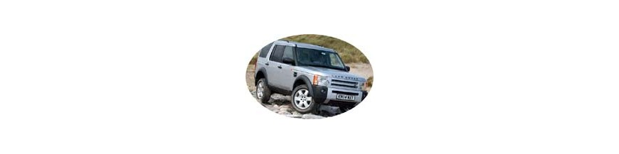 Pièces tuning, accessoires Land Rover Discovery 3 2004-2013