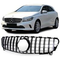 Calandre panamericana Mercedes Classe A, diamant, accessoire, tuning, grille