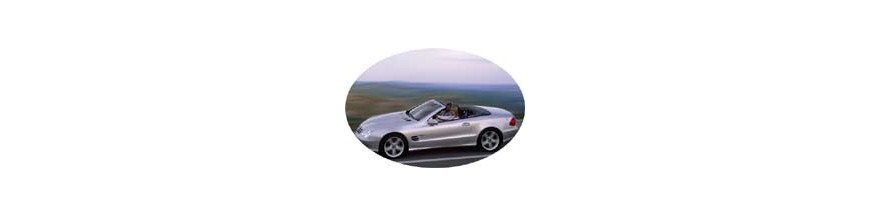 Mercedes SL 2001-2008
