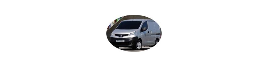 Pièces tuning, accessoires Nissan NV400 2010