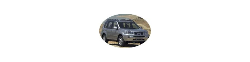 Pièces tuning, accessoires Nissan X-Trail 2001-2007