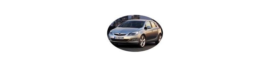 Opel Astra J 2009 - Actuel