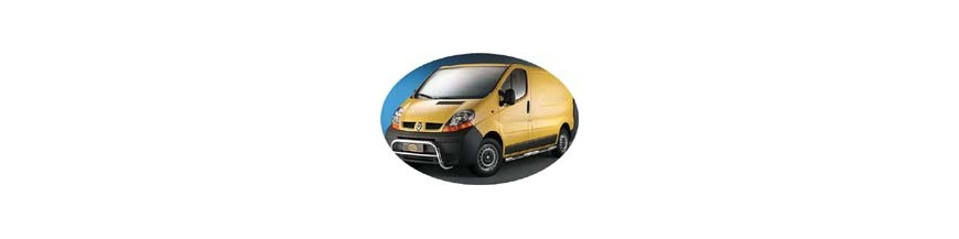 Pièces tuning, accessoires Renault Trafic 2003-2010