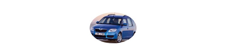 Pièces tuning, accessoires Skoda Roomster 2007-2010