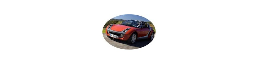 Pièces tuning, accessoires Smart Roadster 2003-2006