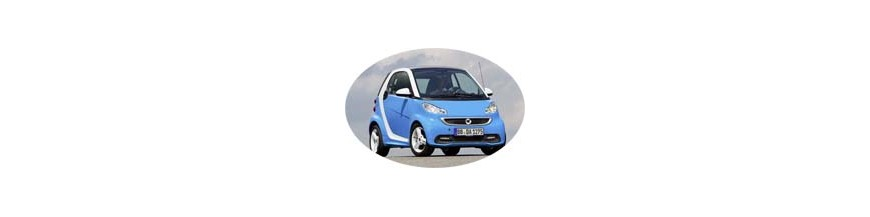 Pièces tuning, accessoires Smart ForTwo 2 2007