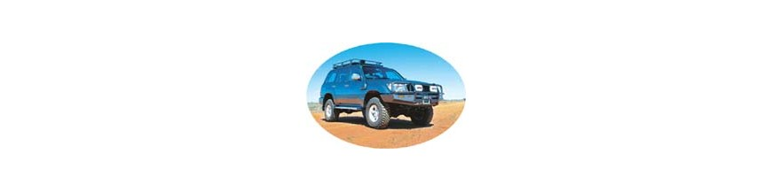 Pièces tuning, accessoires Toyota Landcruiser 200 2008