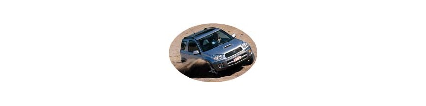 Pièces tuning, accessoires Toyota Rav4 2000-2006