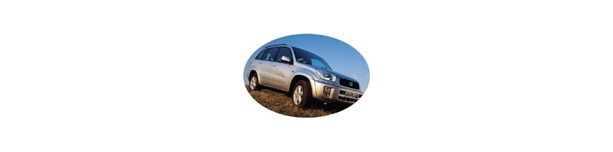 Pièces tuning, accessoires Toyota Rav4 2006-2012