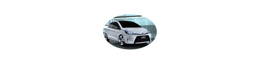 Pièces tuning, accessoires Toyota Yaris 2012
