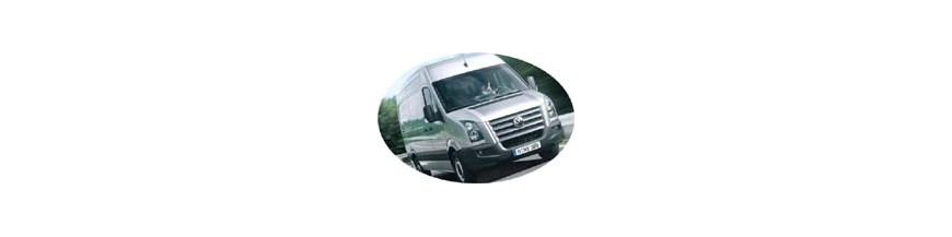 Pièces tuning, accessoires Volkswagen Crafter 2006-2012
