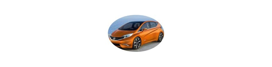 Pièces tuning, accessoires Nissan Note 2014-[...]