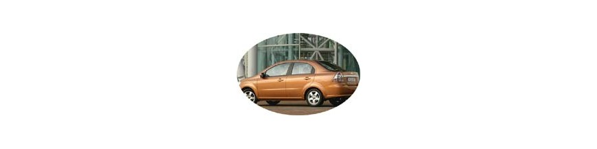 Pièces tuning, accessoires Chevrolet Aveo 2006-2011